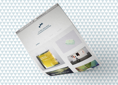 Valeska Merklinger - responsive Wordpress Website